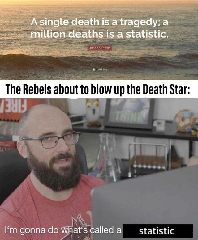 Statistics - meme