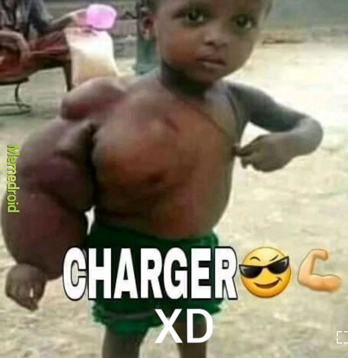 Charger - meme