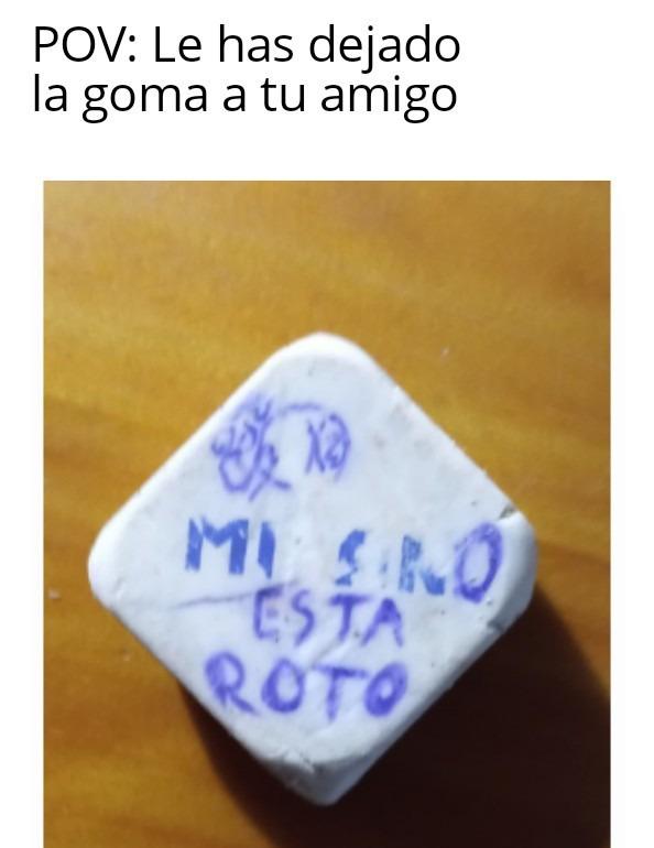 Goma - meme