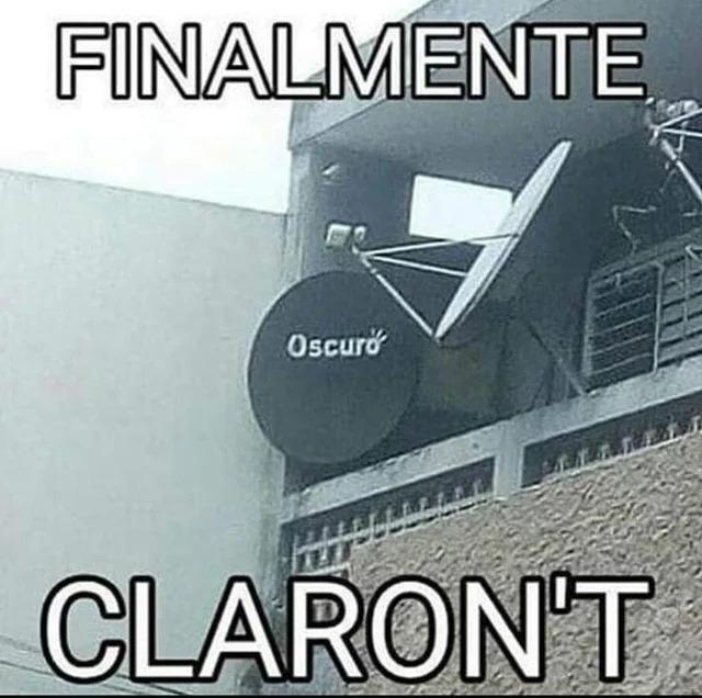 Claron't - meme
