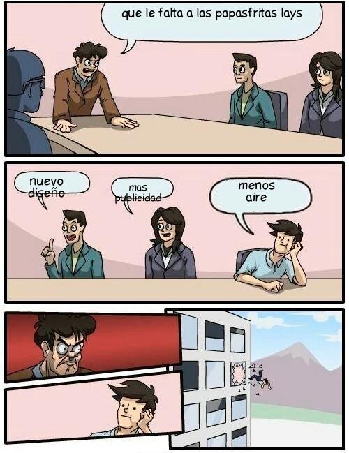 el aire - meme