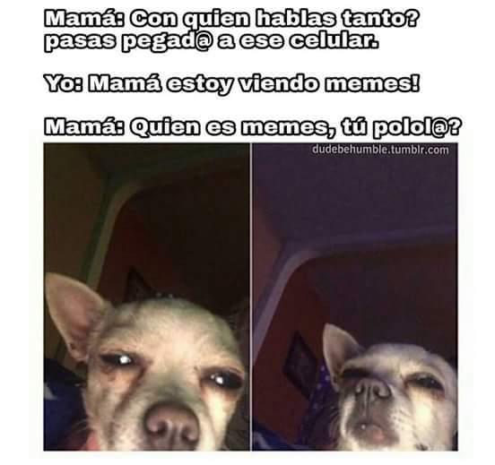 Mamaaaa '-' - meme