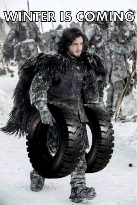 Winter is coming - meme