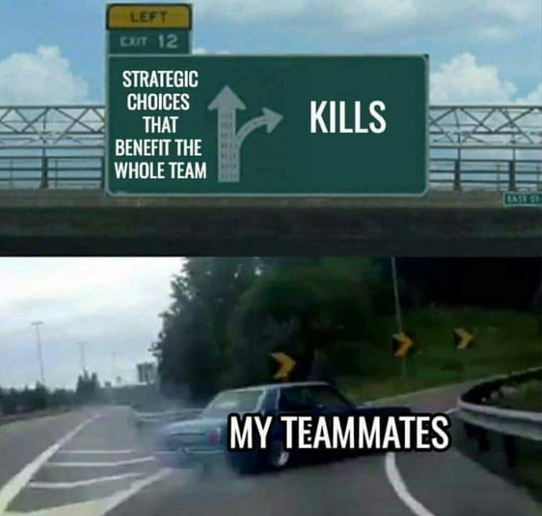 Only on R6 - meme