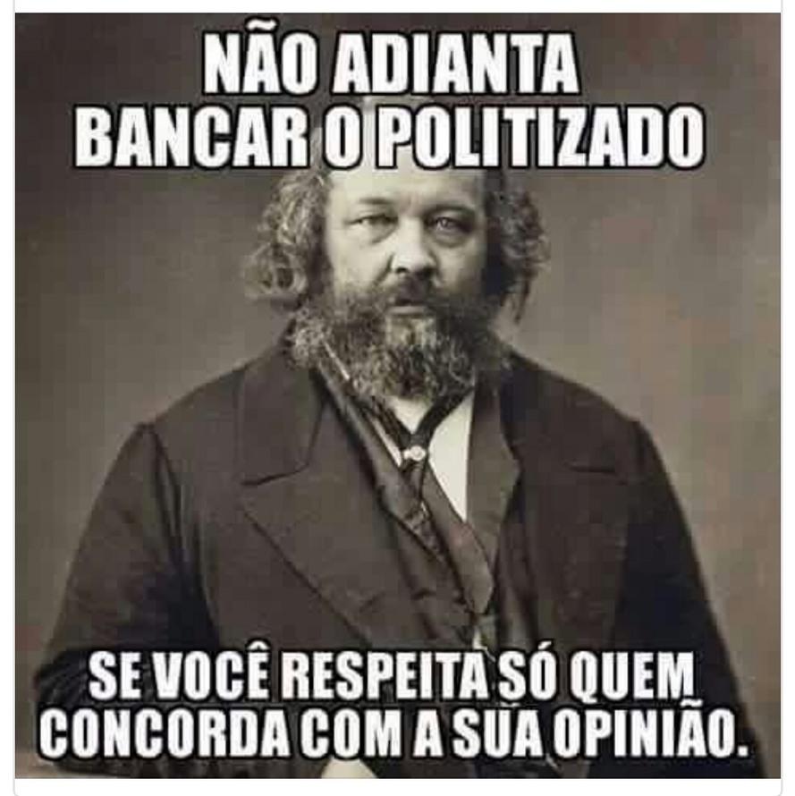 o politizado... - meme