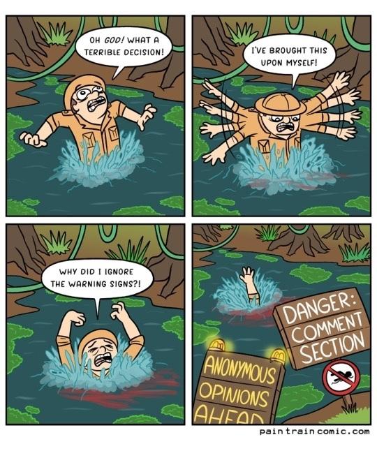 own fault - meme