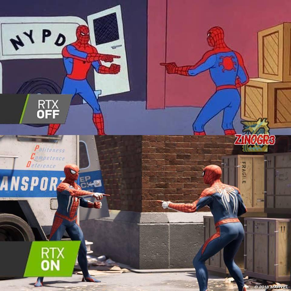 spideymans - meme