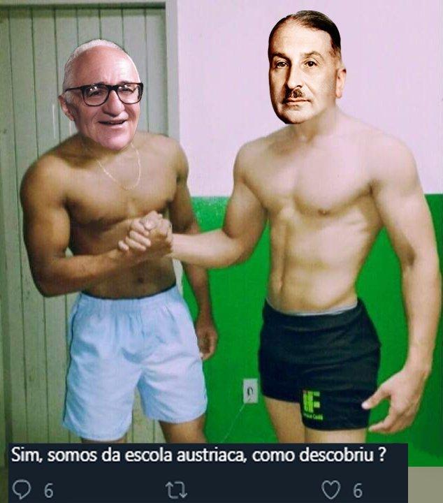 ELA TÁ COM SAUDADE DA MÃE! - meme