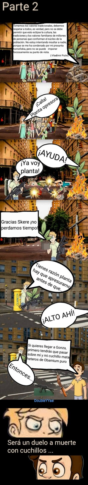 Si llego a Top diario habrá parte 3 - meme
