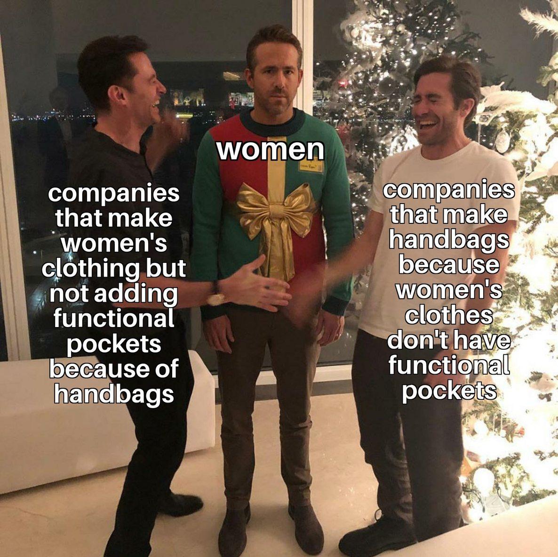 I'm not a woman, but I'd be sad too - meme