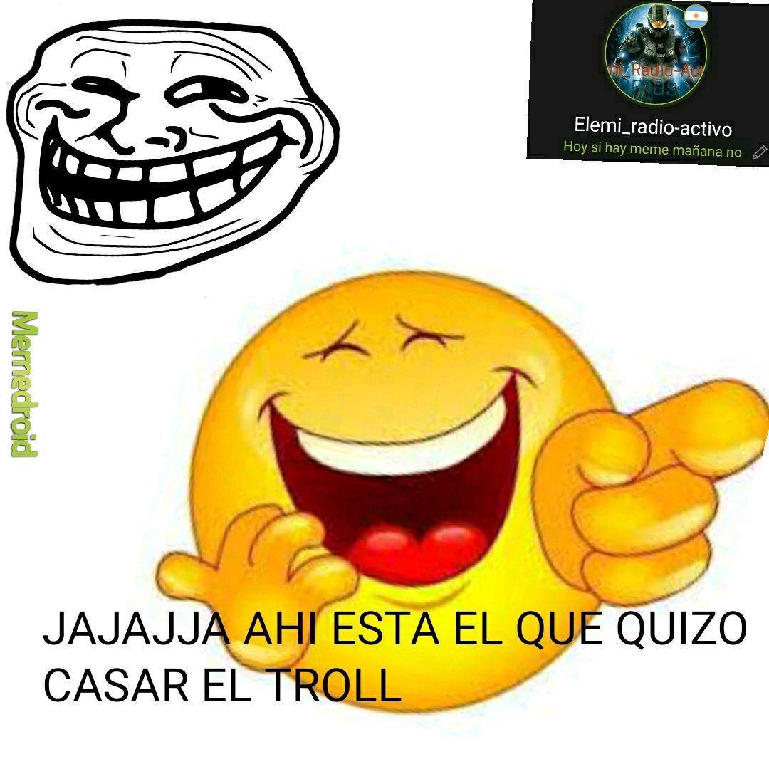 Ah sos re troll - meme