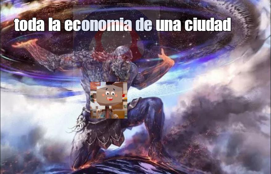 economia - meme