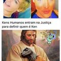 Ken nem é gente