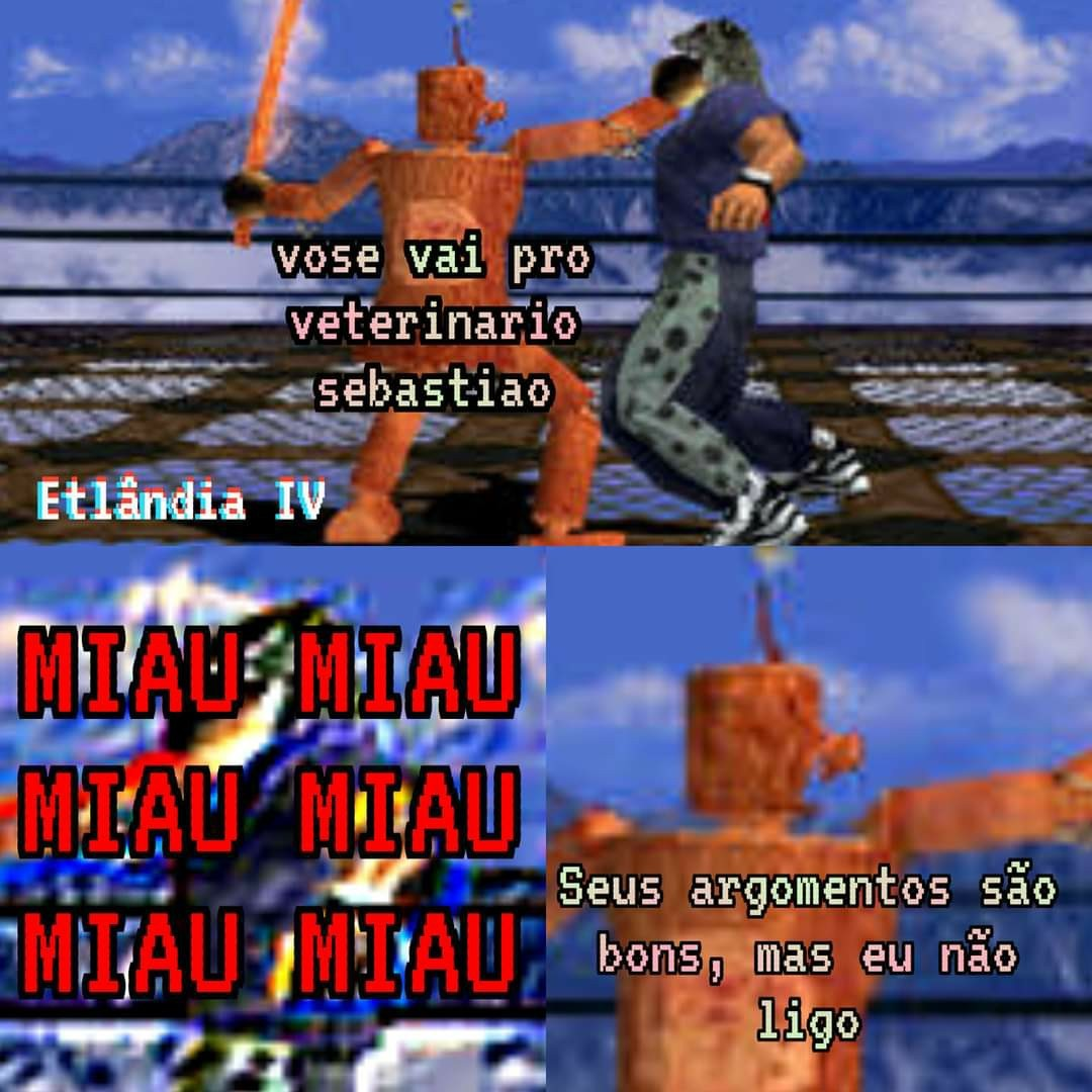 Eu não ligo Sebastião - meme