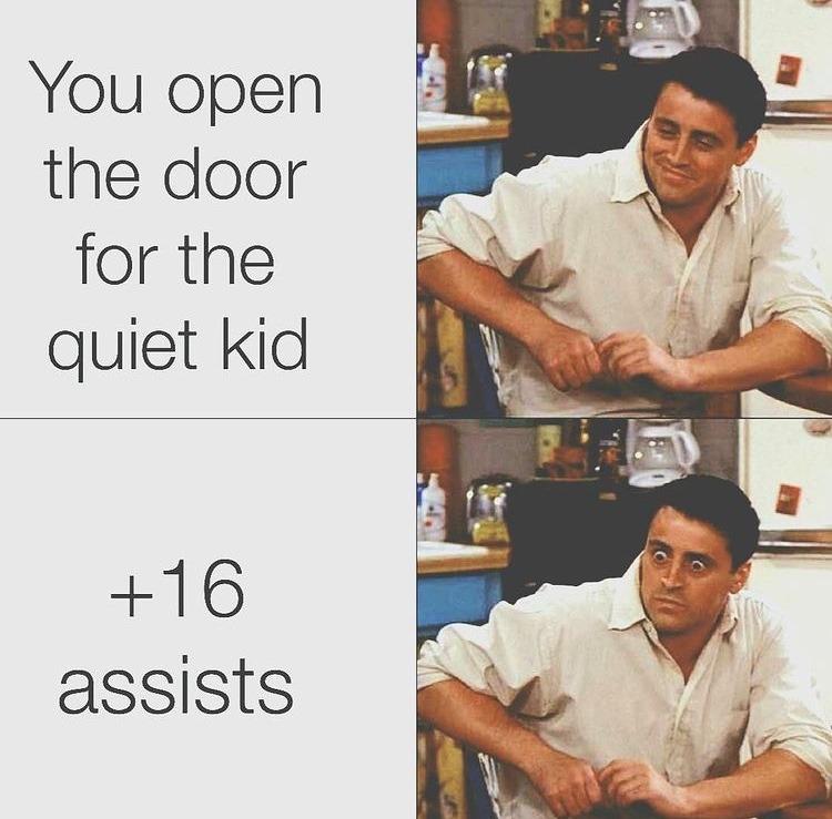assist - meme