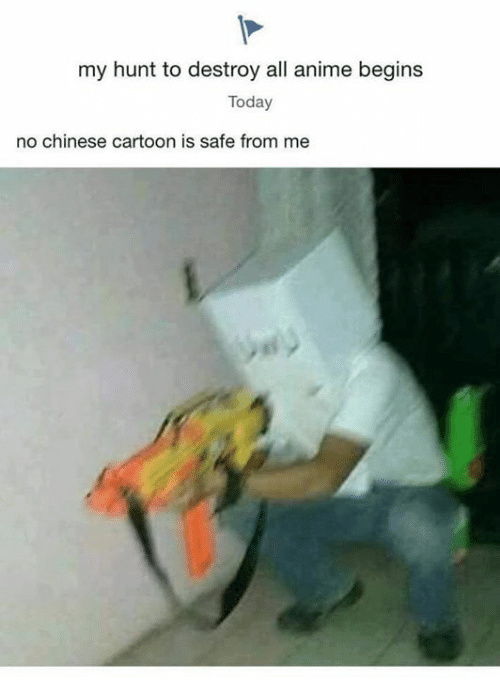 No china here - meme
