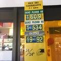 Ça y est le prix du diesel a dépassé celui de l'essence !