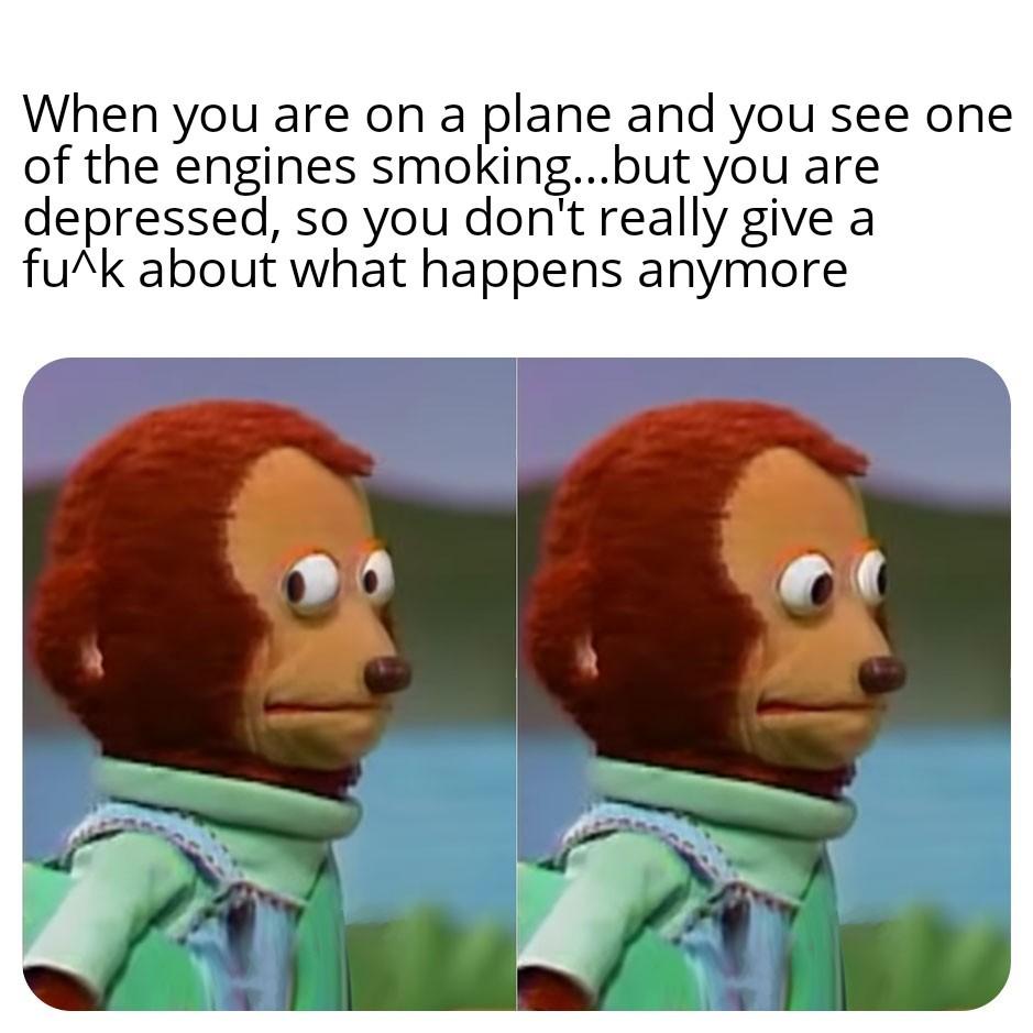 Aww man... - meme