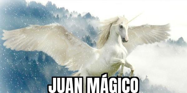 Juan mágico - meme