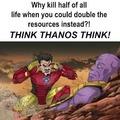 Think thanos