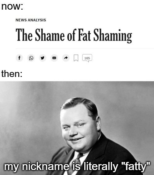 Fatty Arbuckle - meme