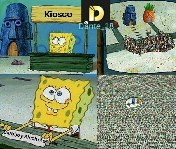 Kioskos be like: - meme