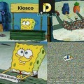 Kioskos be like: