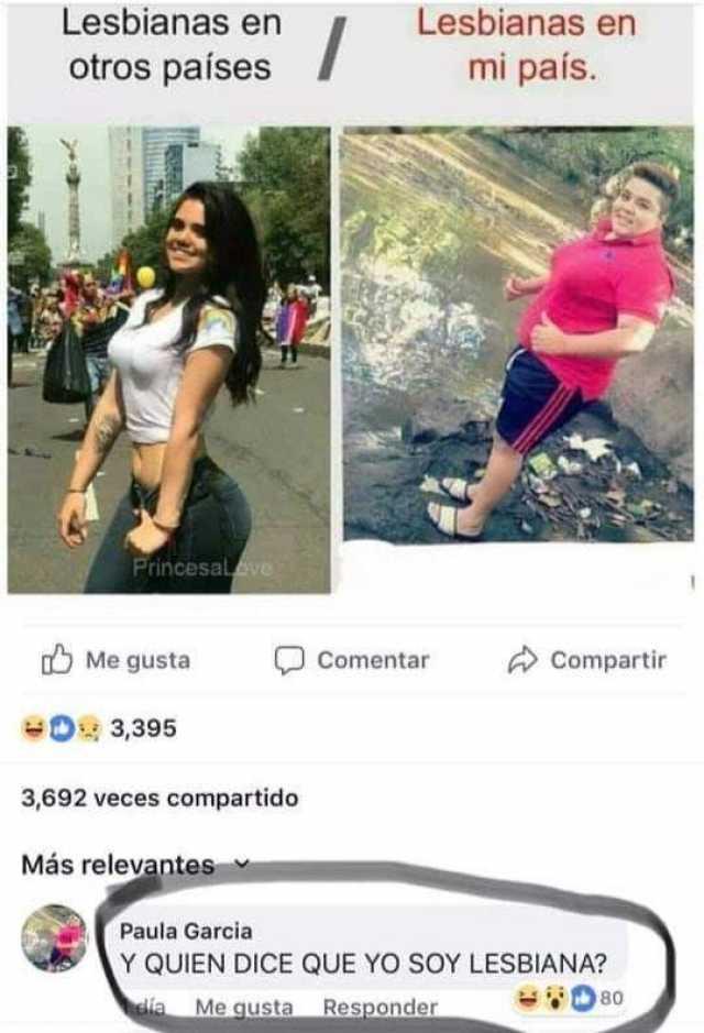 Alto HAY Homófobico - meme