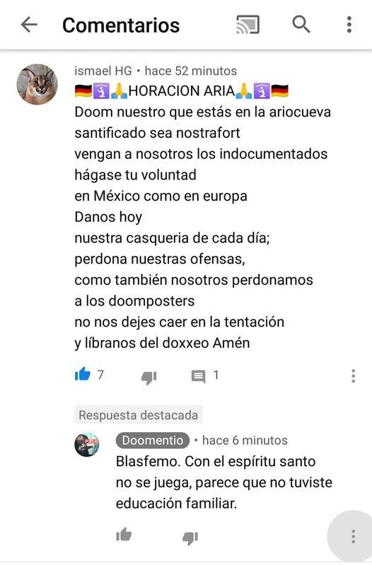 COMENTARIOS - meme
