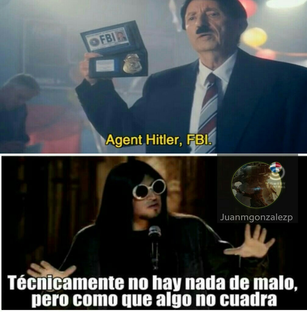 FBI ALEMANIA - meme