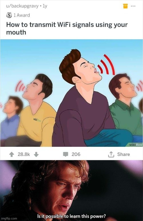 i must learn this power - meme