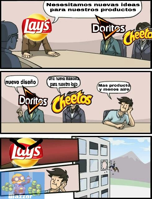 Lays vs sabritas = españa vs mexico - meme