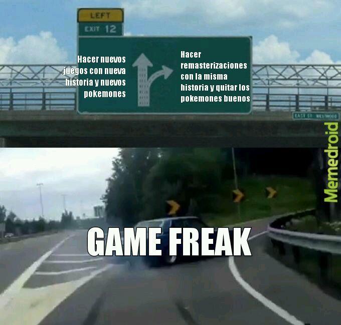 Pokemon ultra gun - meme