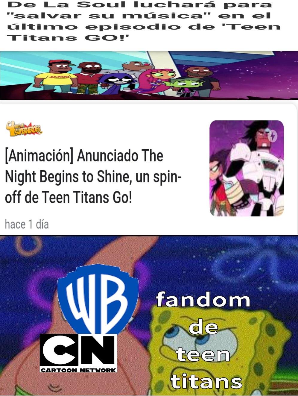 Por algo la gente prefiere Dreamworks o disney más que Warner Bros - meme