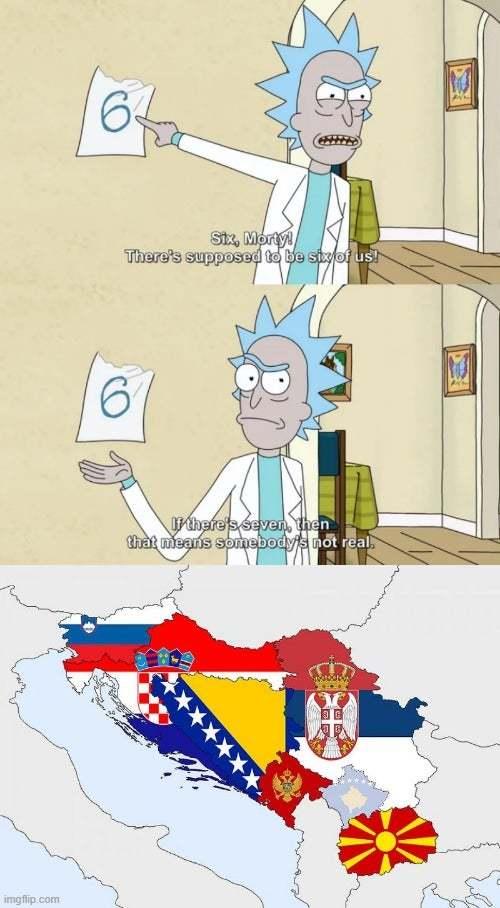 Kosovo je Srbija! - meme
