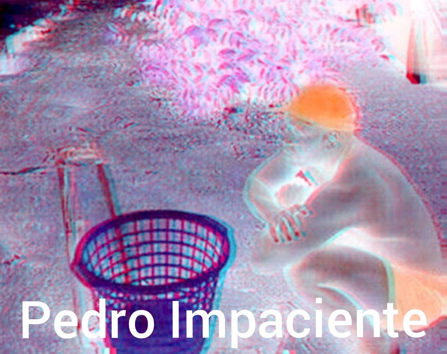 Pedro Impaciente - meme