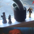 The force is prickly strong in that one