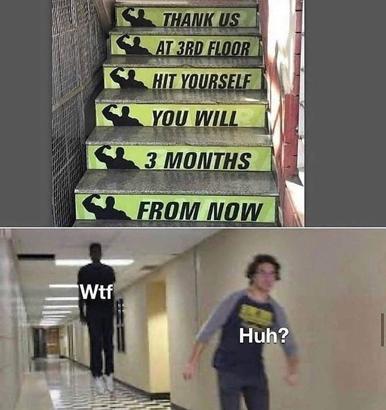 you will 3 months - meme