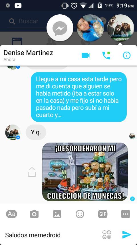 Mis muñecas estupida :v - meme