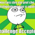 Impossible challenge