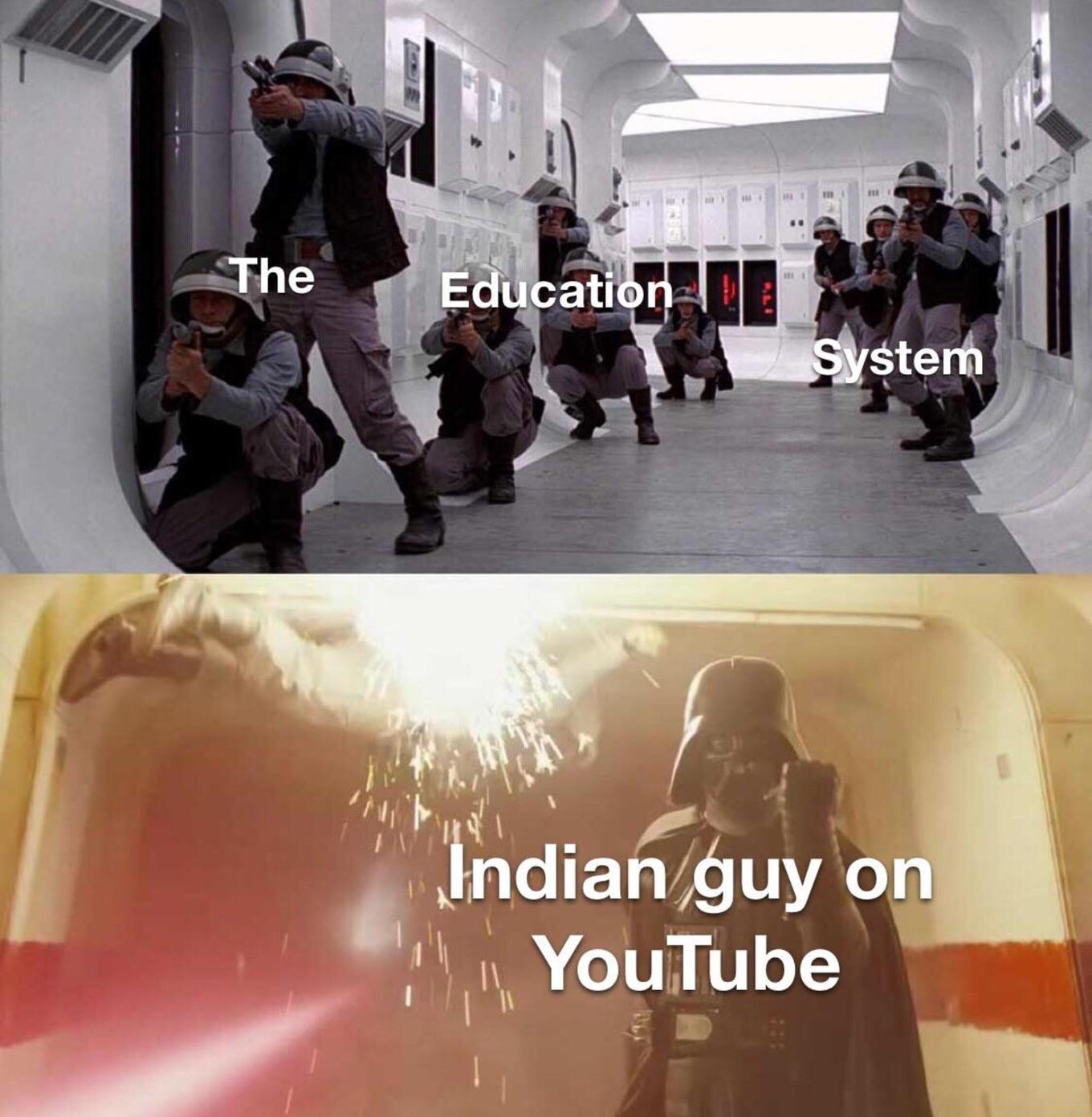They are my saviors - meme
