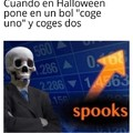 Spooooooooooooooky(month)