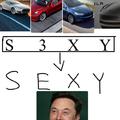 THE REAL REASON BEHIND TESLA'S MODEL CARS