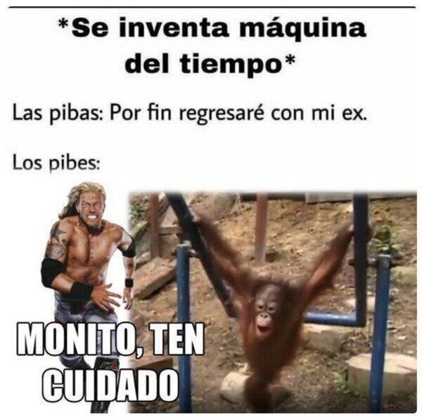 MONITO NOOOOOOOOOOOO - meme