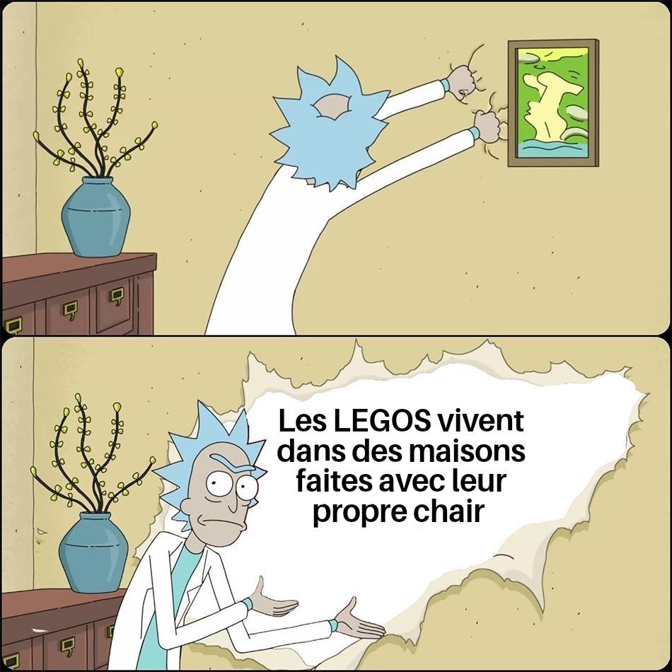 Une autre anecdote de Rick - meme