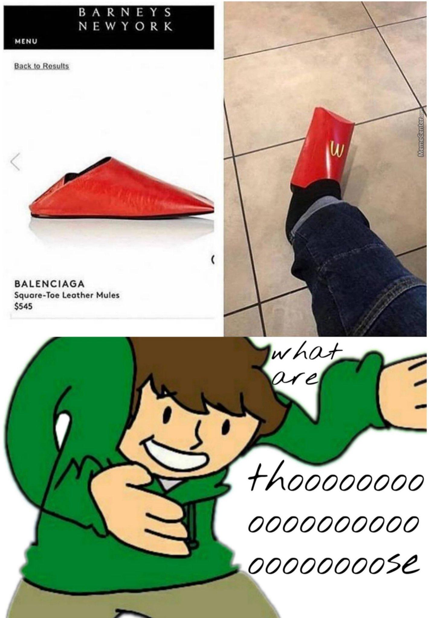 epic shoes m80 - meme