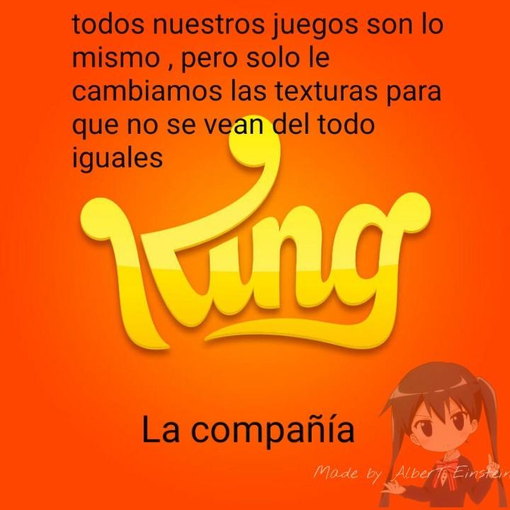 La King - meme