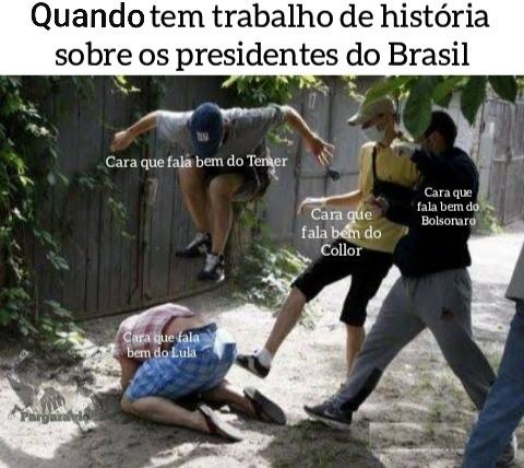 """Salve Janio """"Vassourinha"""" Quadros - meme"""