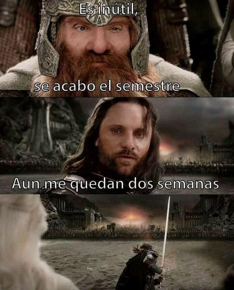 semestre - meme