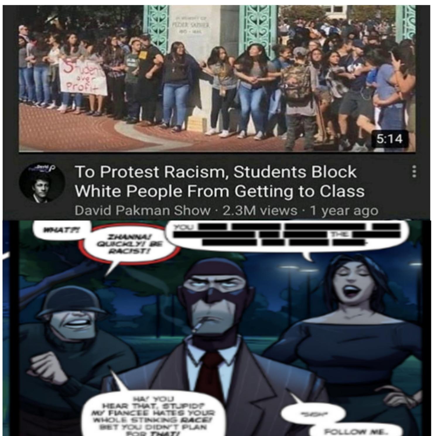 THATS RACIST - meme